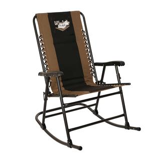 foldable rocking chair high back swivel chairs summit rocker direcsource ltd 100385 camping world roll your own way