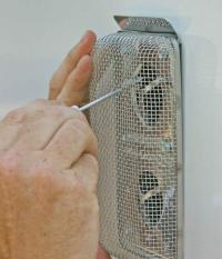 Flying Insect Screen for Sol-Aire, Coleman, Hydroflame and ...