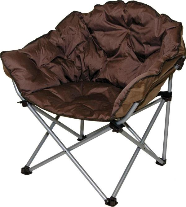 Brown Club Chair - Mac Sports C932s-100 Folding Chairs Camping World