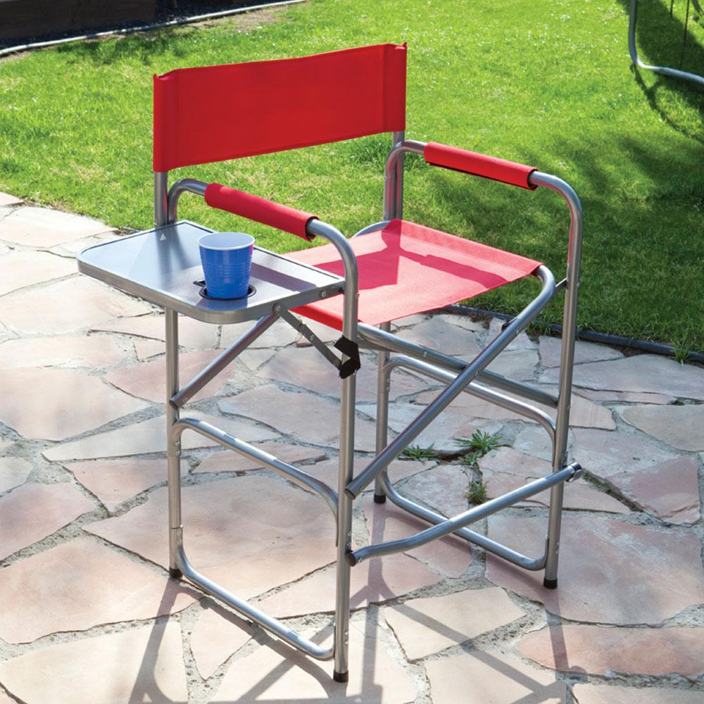 directors chair replacement covers what is a geriatric tall director's - direcsource ltd ac018-21ta folding chairs camping world