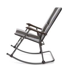 Foldable Rocking Chair Folding Caddy Summit Rocker Direcsource Ltd 100385 Camping World
