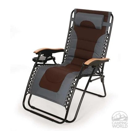 zero gravity patio chair xl aluminium chairs and tables deluxe recliner cocam int l enterprises ltd agf006