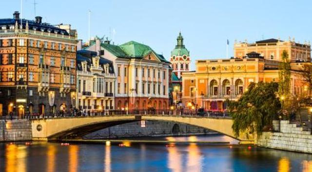 7 Kota terbaik untuk kuliah di Swedia