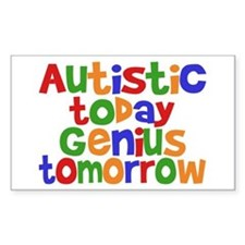 Autistic Today Decal