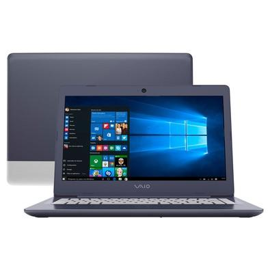 Notebook VAIO C14 Intel Core I5-6200U 8GB 1TB Windows 10 14´ 3340341 VJC141F11X-B0211L