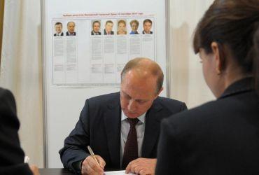 Vladimir Poutine, Photo AP