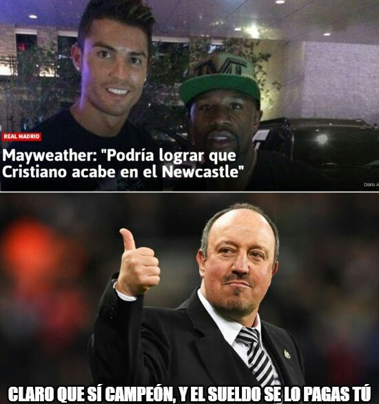 It's safe to say that memes have taken over the internet, and they continue to evolv. Entrenador del newcastle - Meme subido por Danee :) Memedroid