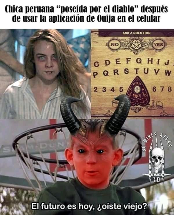 Es Hoy Meme : Futuro, Diego35000, Memedroid
