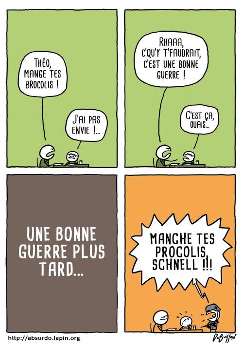 C Est De Bonne Guerre : bonne, guerre, Bonne, Guerre, Mlle_Thalia, Memedroid