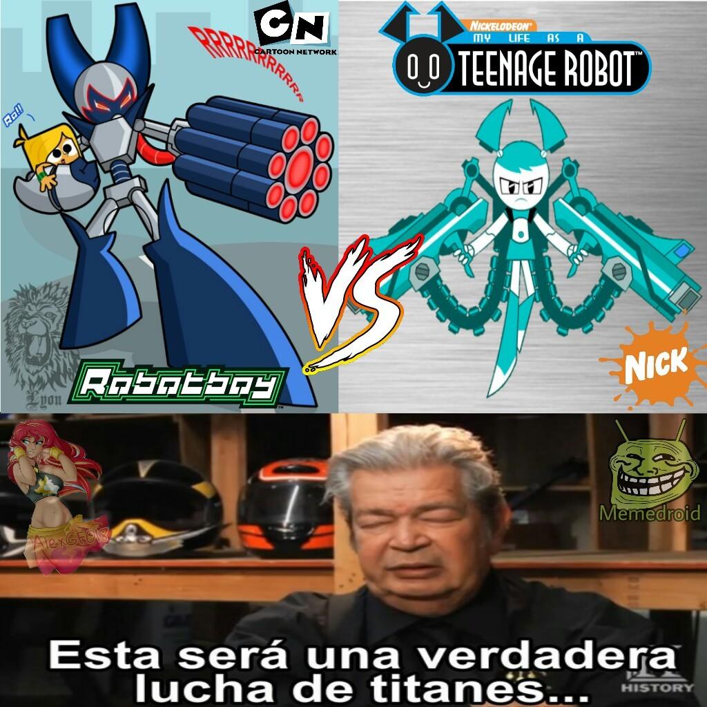 cartoon network vs nickelodeon