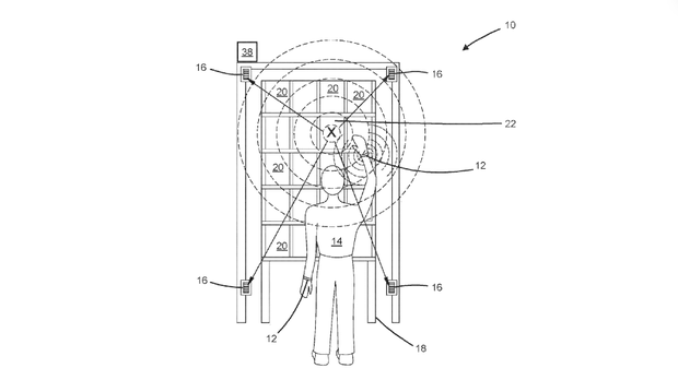 Wrist Watching: Amazon Patents System To Track, Guide