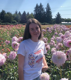 Maddie DeWeese is 15 and says she finds a lot of new music online via apps like TikTok or Snapchat, or through streaming services like Spotify.