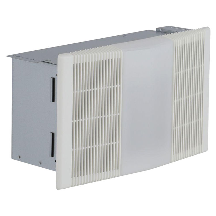 BroanNuTone 665RP Bathroom Ventilation Fan with Light and Heater