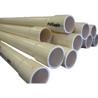 1-1/4 Inch Schedule 40 PVC Pipe, 5 Foot Length | PlumbersStock
