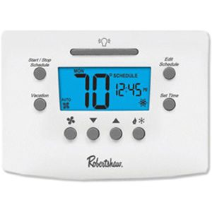 Robertshaw RS6110 Programmable Thermostat | PlumbersStock