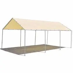 Alion Home Carport Canopy Replacement Permeable Sun Shade Cover