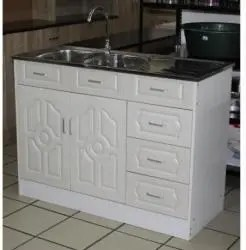 kitchen cabinets with sink and tap r kitchen pricecheck sa