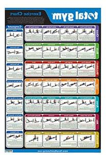 Peaceful image inside printable total gym exercise chart