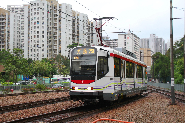 輕鐵751綫 - 香港鐵路大典