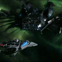 –-  The Romulan Dreadnought --