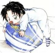 cute anime mysims