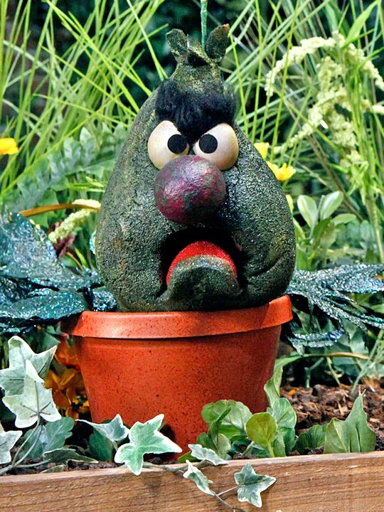 Stinky the Stinkweed Muppet Wiki