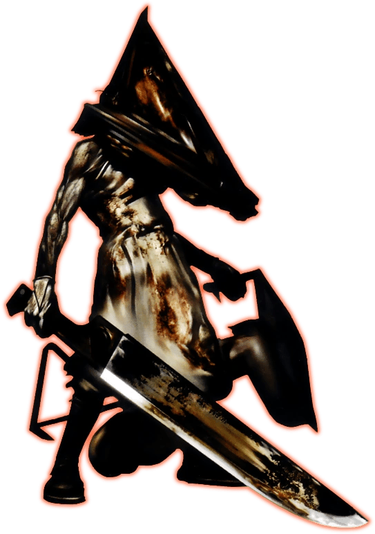 Pyramid Head from Silent Hill 2