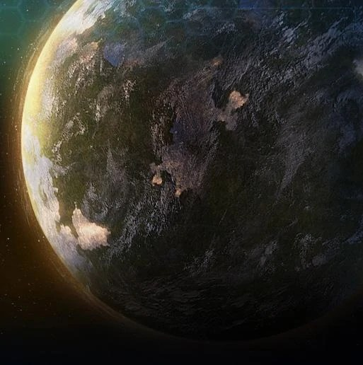The planet Umoja from the Starcraft franchise