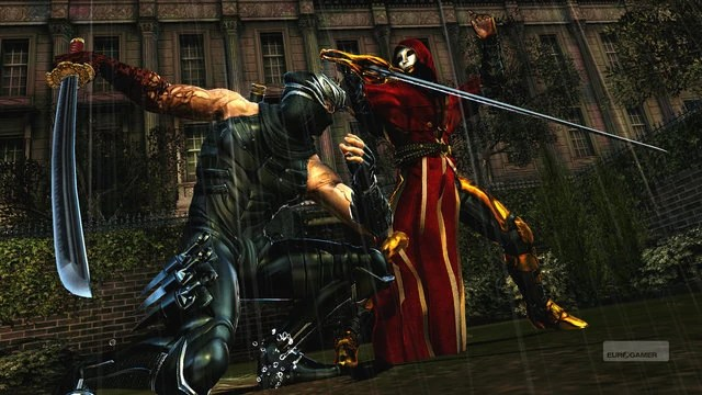 Ninja Gaiden 3 Razor S Edge Conflicting Views