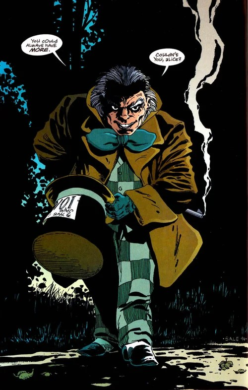 Fall Scarecrow Wallpaper Mad Hatter Dc Comics Database