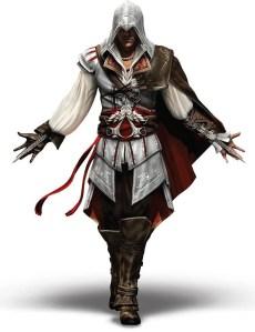 "Ezio Auditore da Firenze - Ο δεύτερος ασασίνος που μας ""ξεναγεί"" στη ζωή του είναι ο πλούσιος και τότε νέος Ezio Auditore από την Φλωρεντία της Ιταλίας."