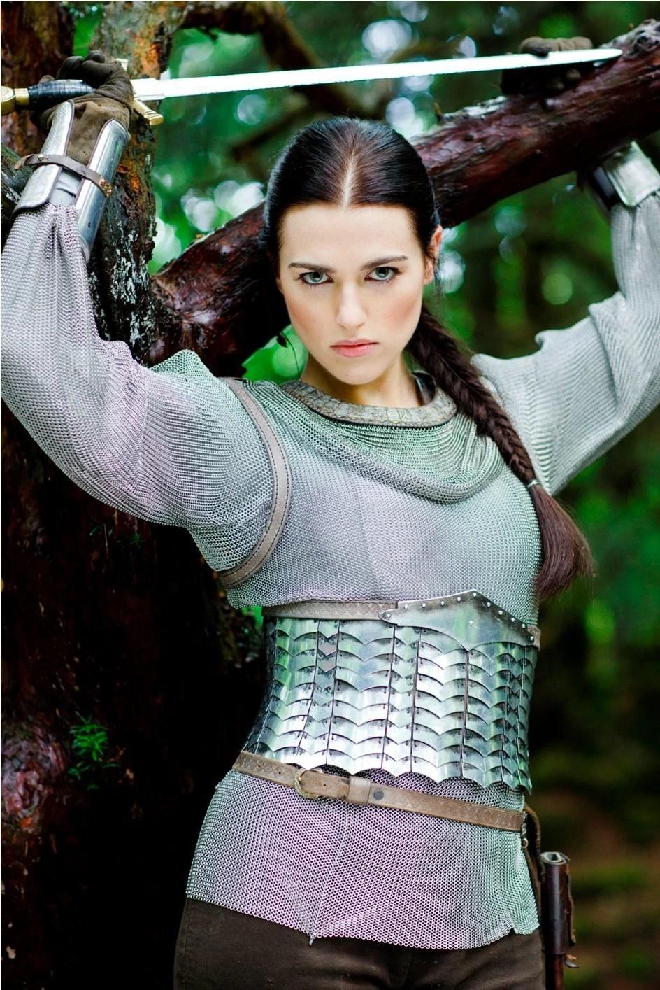 """Warrior"" Morgana"