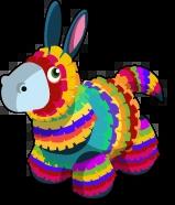 pinata donkey - tiny zoo wiki