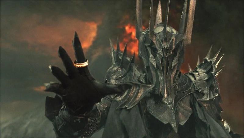 Benedict Cumberbatch Is Sauron (2/5)