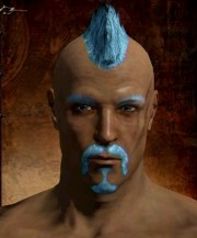 sky blue hair dye - dragon's dogma