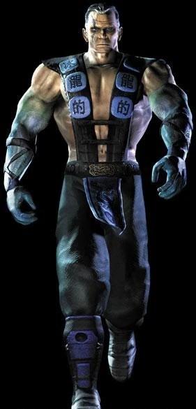 Wu Shi Academy Mortal Kombat