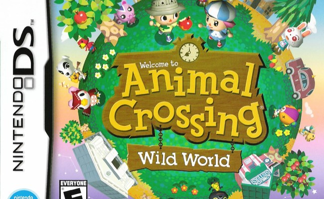 Animal Crossing Wild World The Nintendo Wiki Wii Nintendo Ds And All Things Nintendo