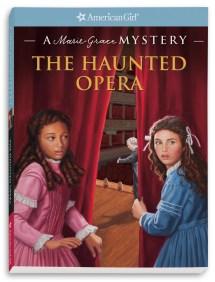 Haunted Opera Marie Grace Mystery- Book
