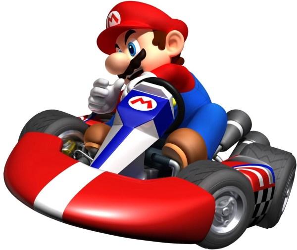 Mario The Mario Kart Racing Wiki Mario Kart Mario