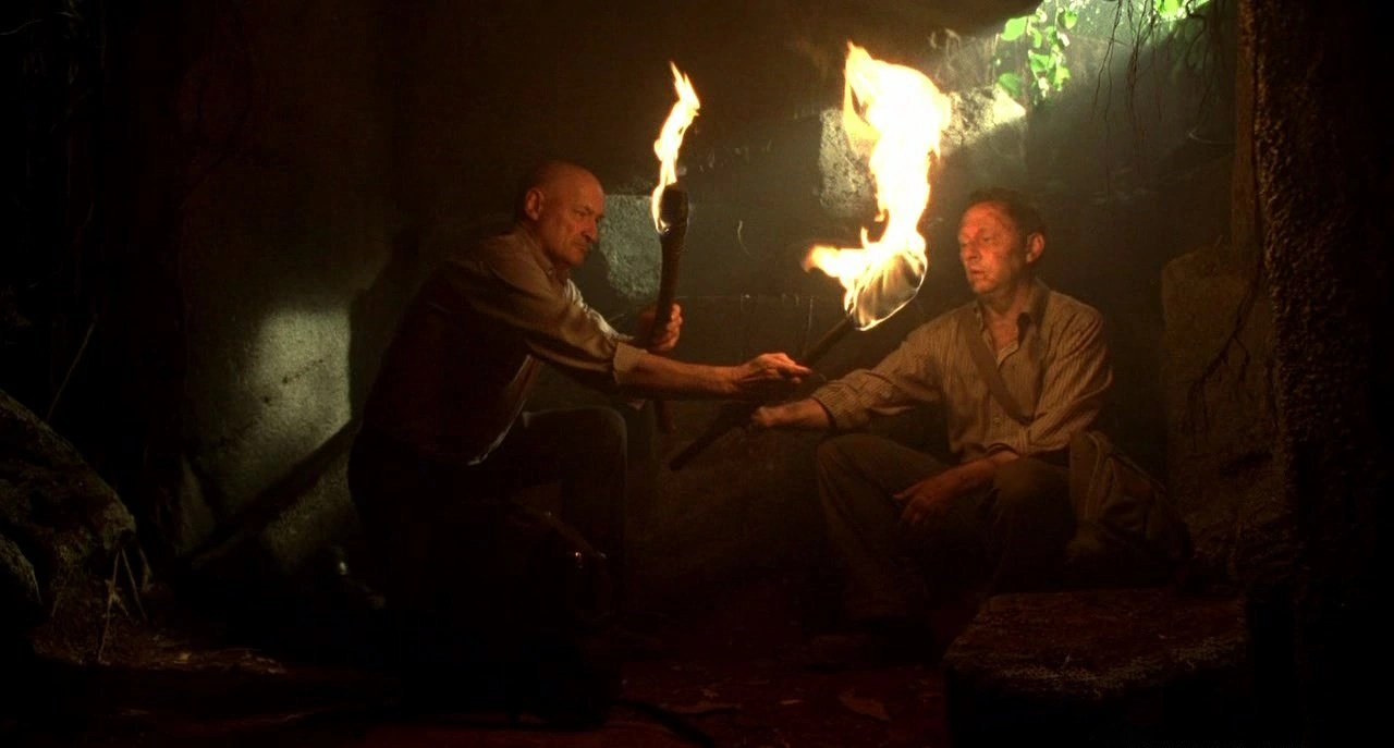 John Locke and Ben Linus