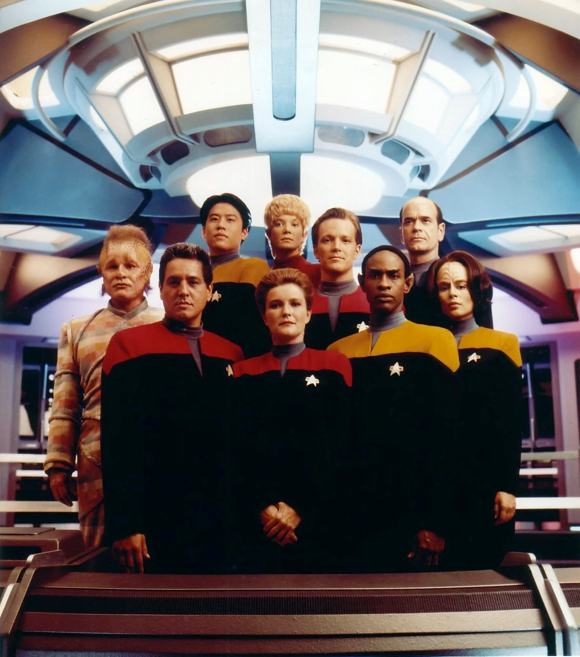 Voyager: Upstarting the upstarts