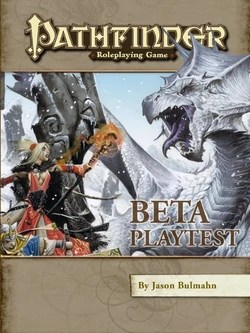 Eis a capa do Pathfinder
