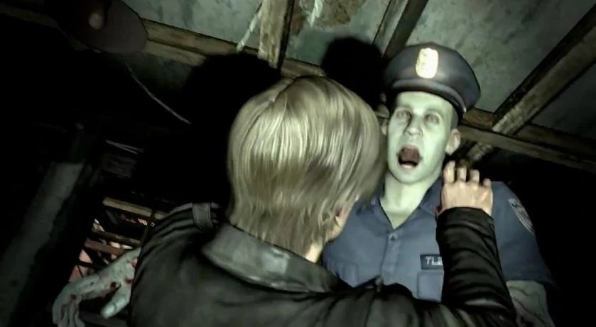 Watch Leon Kennedy In New Gameplay For Capcom S Resident Evil 6
