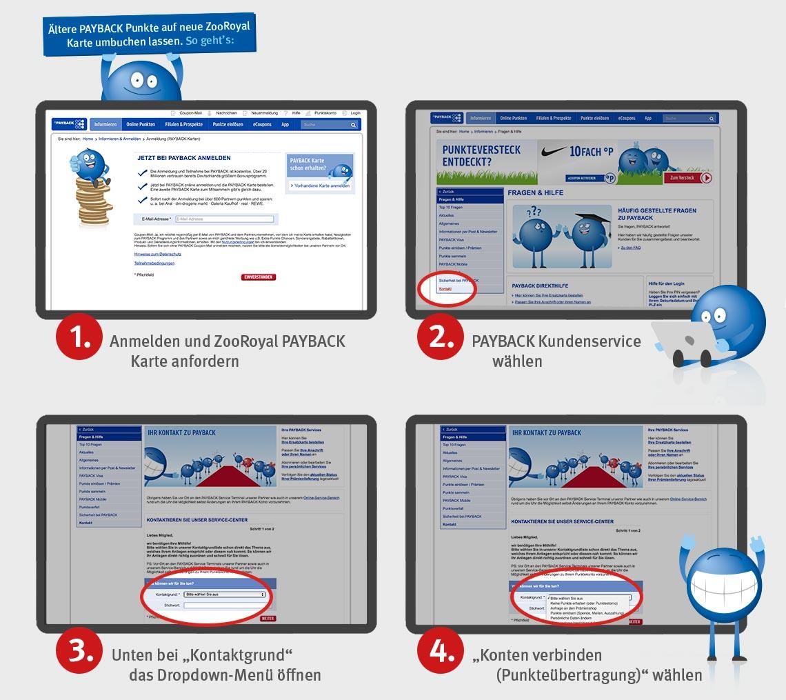 Payback Karte Kaputt.Payback Kreditkarte Anmelden