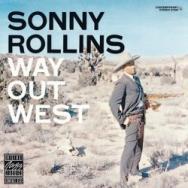 Way Out West LP OJCLP 337