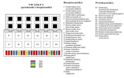 Wiring Manual PDF: 16 Volkswagen Jetta Fuse Box
