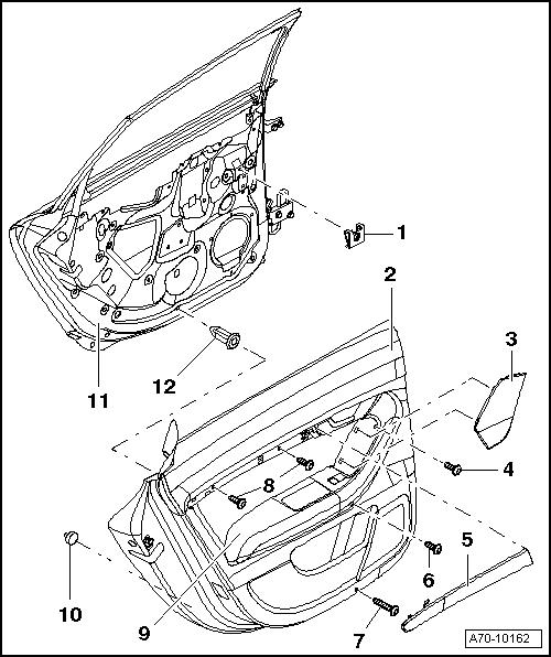 Audi A6 / A7 Klub Polska Bose, jeden głośnik delikatnie