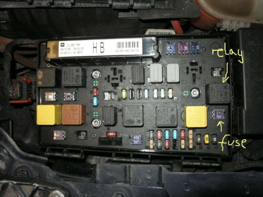 medium resolution of astra h fuse box problem images gallery