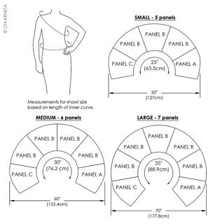 Ravelry: Shawl We Dance? pattern by Chi Krneta
