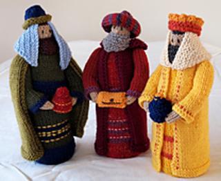 Ravelry Christmas Crib Pattern By Jean Greenhowe